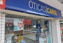 Óticas Carol QE 11 Área Especial, Edifício Guará Office, Guará I, Comércio Brasília