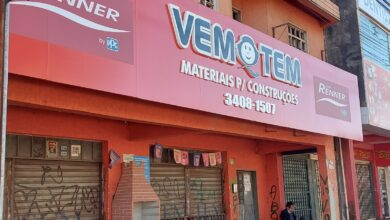 Vem que tem Materiais para construção, Avenida Paranoá, Paranoá, Comércio Brasília