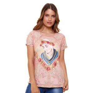 Blusa Nossa Senhora de Salete DV6014 P