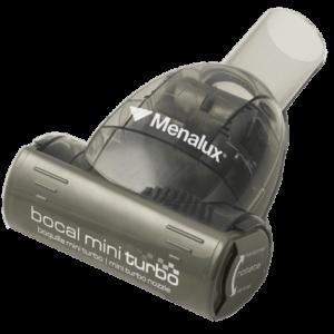 Bocal Pet Mini Turbo Menalux para Aspiradores com Encaixe de 32mm (TNM01)