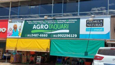 Agrotaquari Comercio do Taquari, subida do Colorado, Comércio Brasília