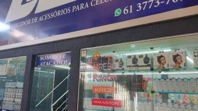 DSL, Distribuidor de Acessórios para Celulares - Feira dos Importados, SIA trecho 7, Brasília-DF. Comércio Brasília.