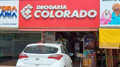 Drogaria Colorado, Comércio do Taquari, Subida do Colorado, ComercioBrasilia