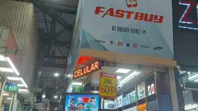 Fast Buy, Feira dos Importados de Brasília, ComercioBrasilia.