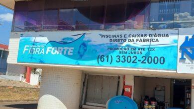 Fibra Forte Piscinas e Caixa d'água Comercio do Taquari, subida do Colorado, Comércio Brasília