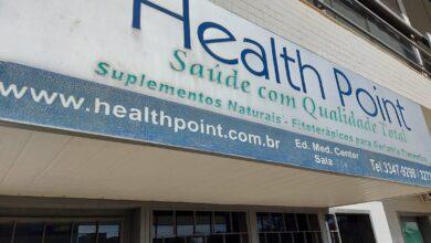 Health Point Suplementos Naturais, Fitoterápicos para geriatria, Edifício Med Center, Setor Hospitalar Local Norte, Asa Norte, Comércio Brasilia