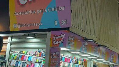 Lucky Cases Acessórios para Celular, Feira dos Importados de Brasília, ComercioBrasilia.