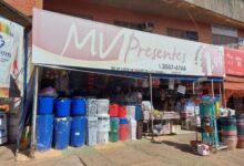 MV Presentes, QE 07, Lote H, Lojas 22 e 23, Guará I, Comércio Brasília