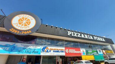 Pizzaria Pinna, Comercio do Taquari, subida do Colorado, Comércio Brasília