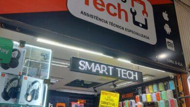 Smart Tech, Assistencia Técnica Especializada, Feira dos Importados de Brasília, ComercioBrasilia.