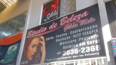 Studio de Beleza Gilda Melo, Corte, Escoa, Cauterizacao, Depilacao, Deep Terapia, Manicure, Pedicure, Química em Geral, Feira dos Importados de Brasília, ComercioBrasilia.