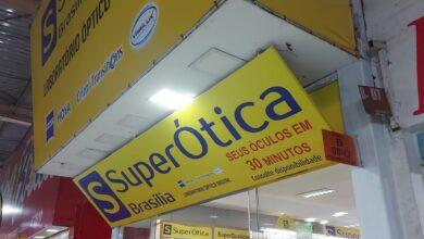 Super Ótica Brasília, Laboratório Óptico Digital, Feira dos Importados de Brasília, ComercioBrasilia.