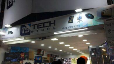 Tech Store, Feira dos Importados de Brasília, ComercioBrasilia