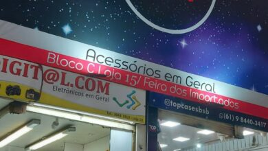 Top Cases, Acessórios em Geral, Feira dos Importados de Brasília, ComercioBrasilia.