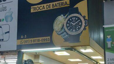 Una Relógios, Assistencia Técnica e Especializada em Relógios, Feira dos Importados de Brasília, ComercioBrasilia.