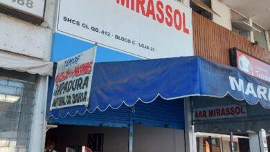 Bar Mirassol, Quadra 412 Sul, Asa Sul, Comércio Brasília