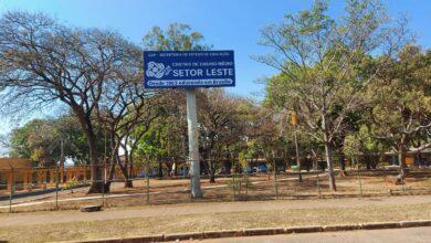 CEM Colégio Setor Leste, Quadra 612 Sul, Escola pública do DF, Brasília-DF