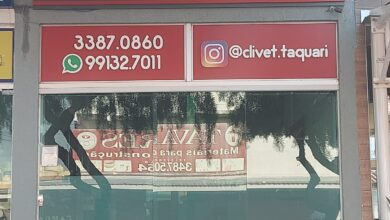Clivet Clinica Veterinária Taquari, Comercio do Taquari, subida do Colorado, Comércio Brasília