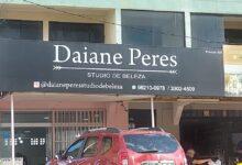 Daiane Peres, Studio de Beleza, Comércio do Império dos Nobres, Sobradinho-DF, Comércio Brasilia
