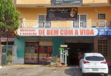 De Bem com a Vida, Mercado e Sacolão, Comércio do Império dos Nobres, Sobradinho-DF, Comércio Brasilia