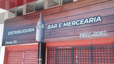 Distribuidora WS Bar e Mercearia, Quadra 413 Sul, Asa Sul, Comércio Brasília