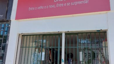 Entre Brechó, Entre o velho e o novo, entre e se supreenda, Quadra 413 Sul, Asa Sul, Comércio Brasília