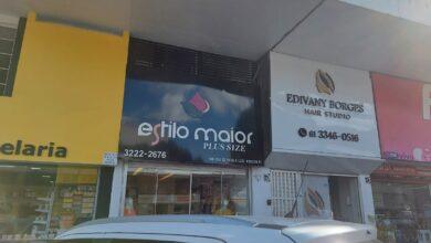 Estilo Maior Plus Size, Quadra 114 Sul, Asa Sul, Comércio Brasília