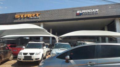 Eurocar Multimarcas Cidade do Automóvel, Comércio Brasília-DF