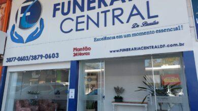Funerária Central, Quadra 412 Sul, Asa Sul, Comércio Brasília