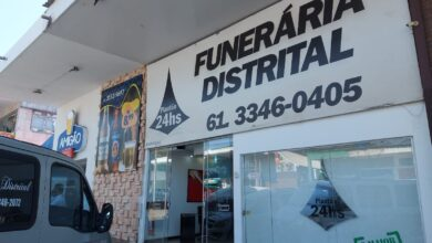 Funerária Distrital, Quadra 412 Sul, Asa Sul, Comércio Brasília