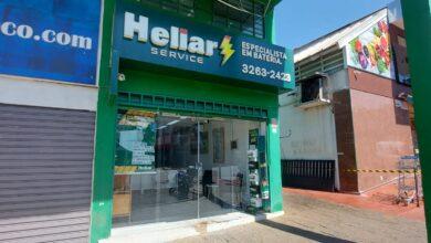 Heliar Service, Quadra 413 Sul, Asa Sul, Comércio Brasília