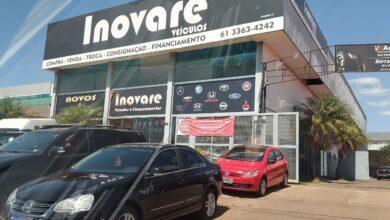 Inovare Veículos Cidade do Automóvel, Comércio Brasília-DF