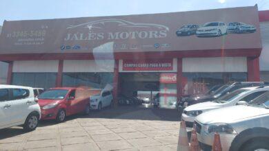 Jales Motors Cidade do Automóvel, Comércio Brasília-DF