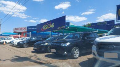 Jesicar Autos Cidade do Automóvel, Comércio Brasília-DF