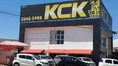 KCK Cidade do Automóvel, Comércio Brasília-DF