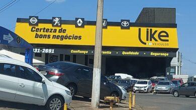 Like Veículos Cidade do Automóvel, Comércio Brasília-DF
