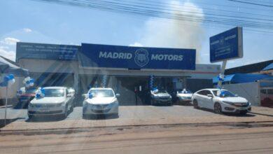 Madrid Motors, Cidade do Automóvel, Comércio Brasília