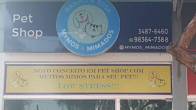 Pet Shop Mimos e Mimados, Comercio do Taquari, subida do Colorado, Comércio Brasília