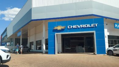 Planeta Chevrolet Cidade do Automóvel, Comércio Brasília-DF