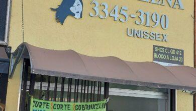 Salão Helena Unissex 3345-3190, Quadra 412 Sul, Asa Sul, Comércio Brasília