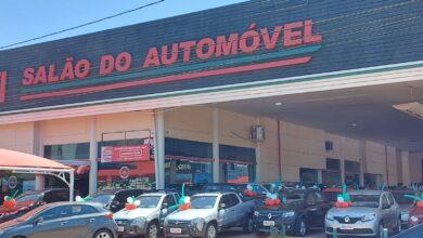Salão do Automóvel Cidade do Automóvel, Comércio Brasília-DF