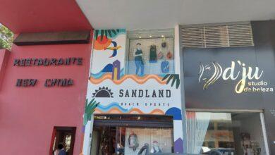 SandLand Beach Sports, Quadra 114 Sul, Asa Sul, Comércio Brasília
