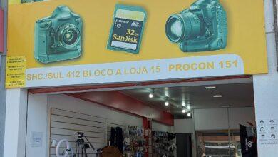 Tecnofoto Digital, Produtos e Serviços, Quadra 412 Sul, Asa Sul, Comércio Brasília