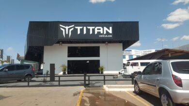 Titan Veículos, Cidade do Automóvel, Comércio Brasília