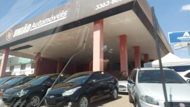 União Automóveis, Cidade do Automóvel, Comércio Brasília