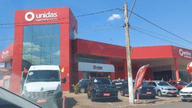 Unidas Seminovos Cidade do Automóvel, Comércio Brasília-DF