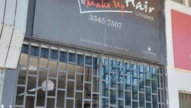 Vânia's Hair e Make Up Unisex, Quadra 413 Sul, Asa Sul, Comércio Brasília