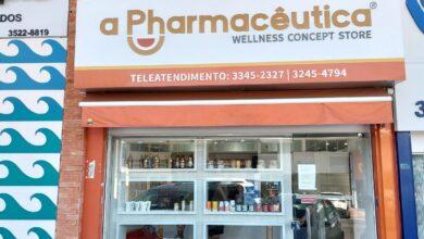 a Pharmacêutica Wellness Concept Store, Quadra 412 Sul, Asa Sul, Comércio Brasília