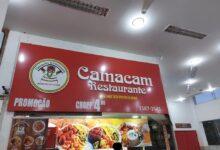 Camacam Restaurante, Sobradinho Shopping, Sobradinho-DF