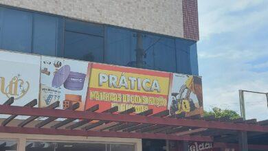 Prática Materiais de Construção, Comércio do Condominio RK, Sobradinho-DF, Comércio Brasilia